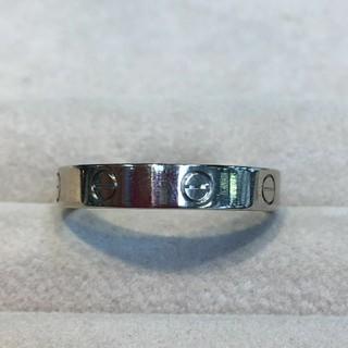 カルティエ(Cartier)のリング 指輪,K18WG/750WG Cartier(リング(指輪))