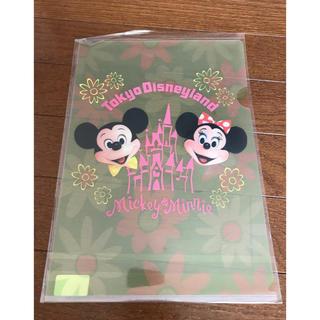 Disney - 東京ディズニーランド クリアファイル