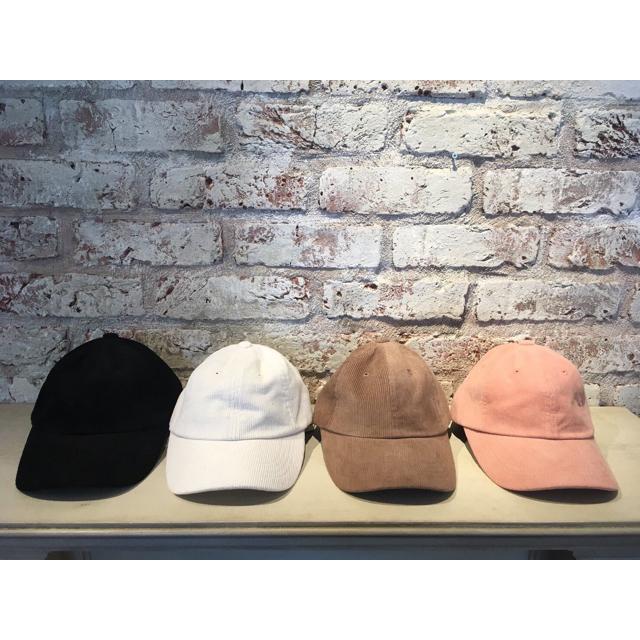 Ungrid(アングリッド)のコーデュロイキャップ レディースの帽子(キャップ)の商品写真
