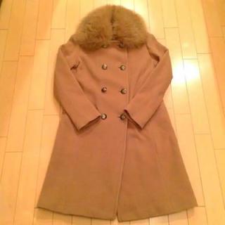 ルーニィ(LOUNIE)の☆ルーニィ 上品なコート☆美品(ロングコート)