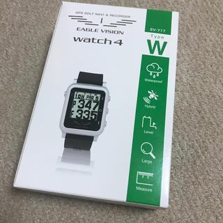 アサヒゴルフ(朝日ゴルフ)のEAGLE VISION watch4(その他)