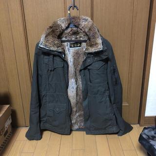 キョウジマルヤマ(Kyoji Maruyama)のキョウジ マルヤマ ファー ジャケット(ブルゾン)