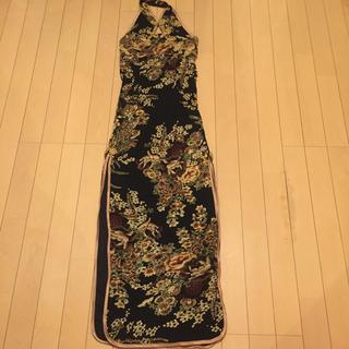 ハロウィン コスプレ チャイナドレス(衣装一式)