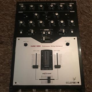 ECLER HAK360 DJミキサー(DJミキサー)