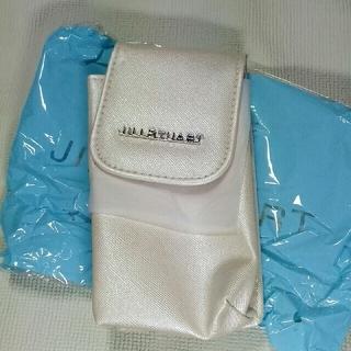 ジルスチュアート(JILLSTUART)のジルスチュアート マルチブラシケース☆美人百科8月号付録(ポーチ)