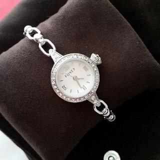 フォクシー(FOXEY)の新品Foxey フォクシー ジュエルウォッチ 腕時計(腕時計)
