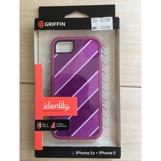 グリフィン(GRIFFIN)のiPhone5 5s SE 対応 ケース iPhone アイフォン アイフォーン(iPhoneケース)