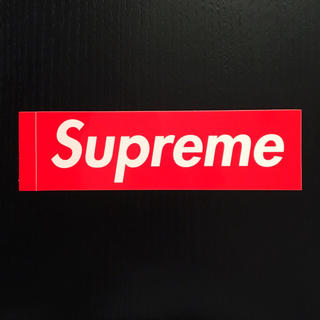 シュプリーム(Supreme)のSupreme Box Logo ステッカー(その他)