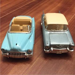 キャデラック(Cadillac)のミニカー CADILLAC★BUICK2点セット(ミニカー)