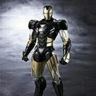 バンダイ(BANDAI)のアイアンマン マーク6 ブラックver(SF/ファンタジー/ホラー)