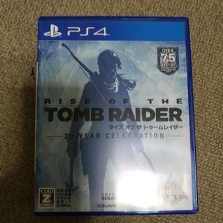 プレイステーション4(PlayStation4)のPS4 ライズ オブ トゥームレイダー(家庭用ゲームソフト)