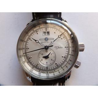 ツェッペリン(ZEPPELIN)のツェッペリン100周年記念モデル(腕時計(アナログ))