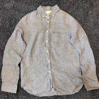 クアドロ(QUADRO)のQUADRO ストライプシャツ(シャツ)