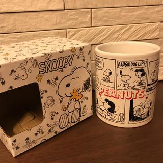 SNOOPY - 箱付き!スヌーピーマグカップ