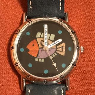 ピエールラニエ(Pierre Lannier)のena様専用    ピエールラニエ  さくらももこ   魚座  腕時計(腕時計)