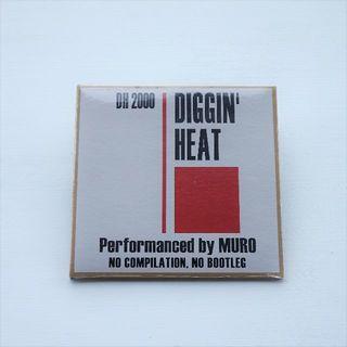 Muro / Diggin'Heat 2000 ミックスCD(R&B/ソウル)