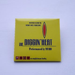 Muro/Diggin'Heat Winter Flavor'98 MIXCD(R&B/ソウル)