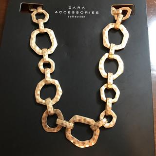 ザラ(ZARA)のZARA ネックレス ゴールド(ネックレス)