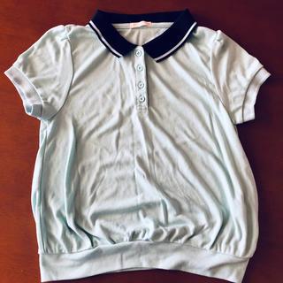 ジーユー(GU)のGU ポロシャツ(ポロシャツ)