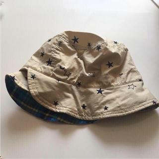 キッズフォーレ(KIDS FORET)の【引越しSALE】 KidsForet 帽子 サファリハット 3way 日除け(帽子)