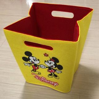 ディズニー(Disney)のディズニーのフェルトバスケット(バスケット/かご)