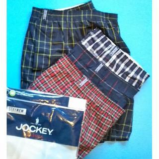 ジョッキー(JOCKEY)のボクサーパンツ4枚セット(ボクサーパンツ)