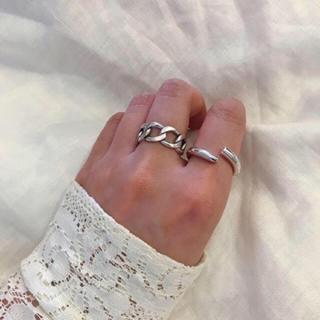 シルバー925 リング アサミフジカワ フィリップオーディベール(リング(指輪))