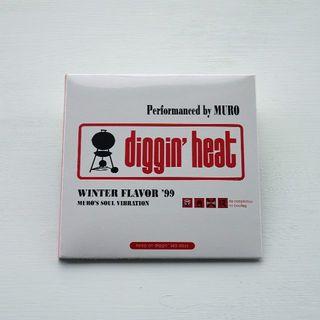 Muro/Diggin'Heat Winter Flavor'99 MIXCD(R&B/ソウル)