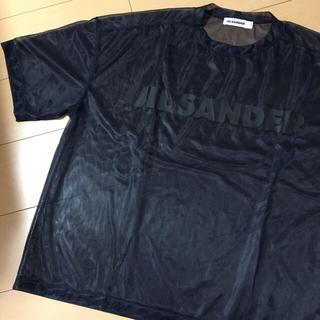 ジルサンダー(Jil Sander)のジルサンダー シアTシャツ Sサイズ(Tシャツ/カットソー(半袖/袖なし))