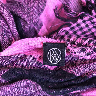 ビューティアンドユースユナイテッドアローズ(BEAUTY&YOUTH UNITED ARROWS)のbeautyandyouth スカーフ(バンダナ/スカーフ)