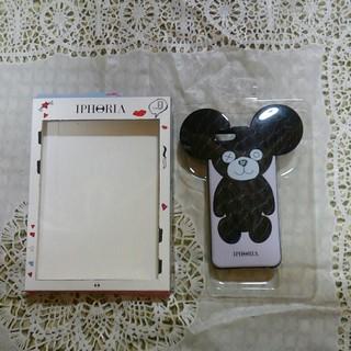 アイフォリア(IPHORIA)の中古品*IPHORIA  *iPhone 6カバー*ノベルティー*4.7inch(iPhoneケース)