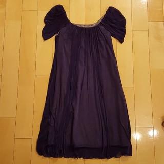 ガリャルダガランテ(GALLARDA GALANTE)のGALLARDAGALANTE ドレス(ミディアムドレス)