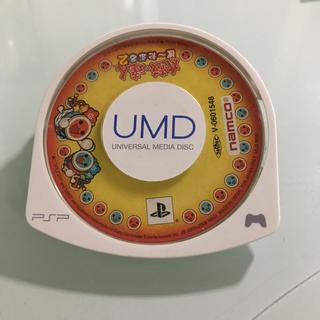 プレイステーションポータブル(PlayStation Portable)の太鼓の達人ぽーたぶる2 PSP(携帯用ゲームソフト)