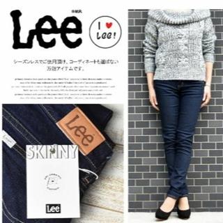 Lee - Lee HERITAGE LASTICスキニーデニム