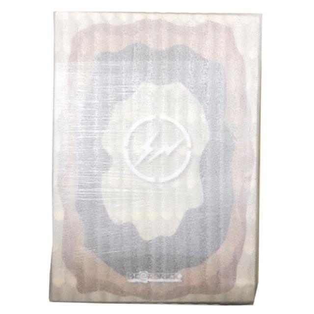 MEDICOM TOY(メディコムトイ)のカリモク fragment design LAYERED 400%ベアブリック エンタメ/ホビーのフィギュア(その他)の商品写真