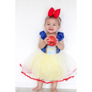 白雪姫 コスチューム  ハロウィン ディズニー(ドレス/フォーマル)