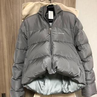 バレンシアガ(Balenciaga)のBalenciaga 17AW c shape Puffer jacket 46(ダウンジャケット)