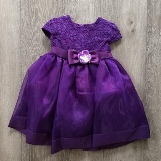 Catherine Cottage - 【新品】80cm 紫色 ベビードレス