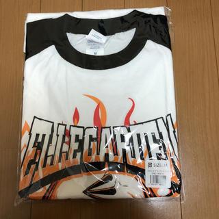 スカルシット(SKULL SHIT)のELLEGARDEN ラグラン Tシャツ Mサイズ エルレガーデン 新品(ミュージシャン)