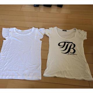 タブー(TaBoo)のTシャツ(Tシャツ(半袖/袖なし))