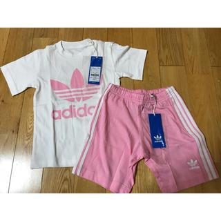 アディダス(adidas)のadidas キッズ100センチ(Tシャツ/カットソー)