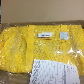 シュプリーム(Supreme)のボストンバッグ Supreme Duffle Bag Yellow シュプリーム(ドラムバッグ)