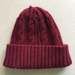 ブラウニー(BROWNY)のニット帽 BROWNY(ニット帽/ビーニー)