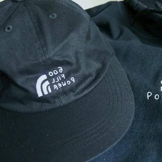 ワンエルディーケーセレクト(1LDK SELECT)の700fill 大阪限定 反転ロゴ cap 帽子(キャップ)