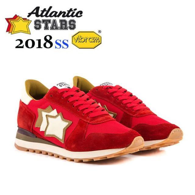 【99】 Atlantic STARS ビブラム スニーカー size 41 メンズの靴/シューズ(スニーカー)の商品写真