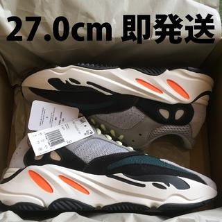 アディダス(adidas)の【27.0cm】YEEZY BOOST 700 WAVE RUNNER(スニーカー)