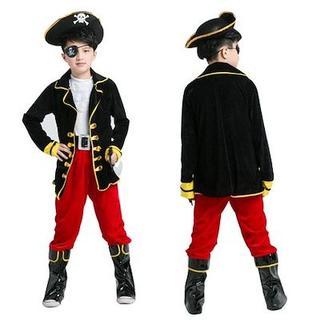ハロウィン 海賊 男の子 コスプレ 仮装 衣装 コスチューム(ドレス/フォーマル)
