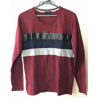 エイエスエム(A.S.M ATELIER SAB MEN)の美品!A.S.M  メンズ ロンT  Mサイズ(Tシャツ/カットソー(七分/長袖))