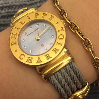 シャリオール(CHARRIOL)のフィリップ シャリオール レディース腕時計(腕時計)