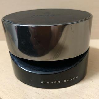 アイグナー(AIGNER)のAIGNER BLACK 香水 美品75ml(香水(男性用))